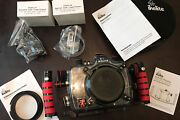 Ikelite Underwater Ttl Camera Housing For Canon 5d Mk2 Barely Used