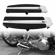 Slipstream Rider Footboard Insert Kit Fit For Harley Electra Glide Classic Flhtc
