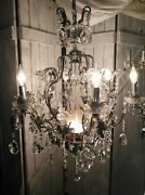 Wow ❄️custom Elsa's Ice Palace Chandelier❄️once Upon A Time Tv Series❄️