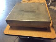 National Control Nci 3248 Electronic Scale 24x24 Stainless Steel Heavyduty