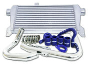 Intercooler And Piping Kit For 97-01 Audi A4 Quattro 98-2001 Volkswagen Passat