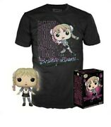 Britney Spears Baby One More Time Funko Pop And T-shirt Small Rare Glory