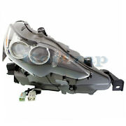 For 14-16 Is250/is350 Front Headlight Headlamp Led Head Light W/bulb Right Side