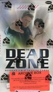 Dead Zone Seasons 1 And 2 Archive Card Box