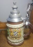 20 Off Thewalt Lmt. 1st Ed.1260 Of 2500 Collectable Beer Stein West Germany