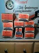 Lionel Train Collection 2036 Loco 6466w Tender 41 Switcher With Track Switches