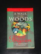 A Walk In The Woods By Bill Bryson Paperback, 1999 Novel Book Made Into Movie