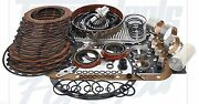 Fits Chevy Th400 Transmission Performance Raybestos Stage 1 Red Dlx Rebuild Kit