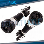 Pair Front Airmatic Air Struts For Mercedes-benz Cl550 S450 S550 4matic