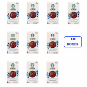 Starbucks Via Instant Sweetened Iced Coffee 10 Boxes Of 6 Packets