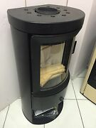 Stove Wood Passive Model Mcz Thor 73kw 84 Passive Performance By Eurocamino