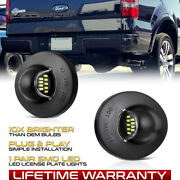 1980-2014 Ford F-150 Pickup Truck [bright Smd] Led License Plate Light F250 F350