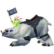 Blizzard Wow Loot - Polar Bear Mount Card - Blizzcon 2008 - Unscratched And Unused