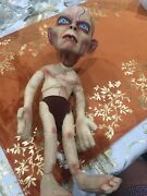 Gollum Large Scale Lord Of The Rings Neca Smeagol Modle Figure Doll