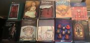 111 Sotheby's Catalogs, Americana,art, Pewter, Silver, English,chinese, Rugs Etc
