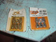 Nos 1970s Chrome Lug Nuts Lot Of 2 Packs Of 5 For Mag Wheels 1/2 Rh Acorn 75215
