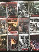 The Stand Captain Trips Comic Book Lot, 13 Issues, Marvel Nm, Vol. 1, Variants