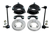 Readylift 69-8020 2 Front 1 Rear Sst Lift Kit For 2009-2011 Pilot 2wd 4wd