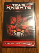 Tenkai Knights Rise Of The Knights Dvd Ships N 24h
