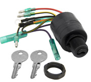 Sierra Mp51090 Ignition Switch 87-17009a5 For Mercury 3 Position Push To Start