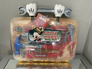 Disney Mickey Mouse Clubhouse Tool Box Playset
