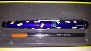 """New Retired Acme Studio """"pez Candy Roller Ball Pen - Collectible And Rare"""