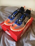 Nike React Element 87 Wolf Grey/black/thunder Blue Size 11 Accepting Offers