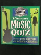 Ultimate Music Quiz Name That Song Category On Cd Brand New Sealed