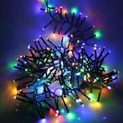 200 - 400led Multi Cluster Lights Battery Operated With Timer Xmas Wedding Ligh