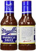 Maulland039s Original Barbecue Sauce 24 Ounce St. Louis Style Oldest In Bbq...