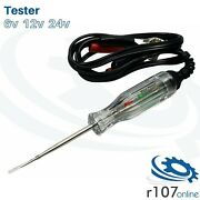 Blue Point 6v, 12v And 24v Circuit Tester - As Sold By Snap On