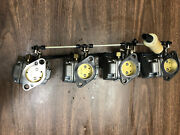 1998 Mercury 100 Hp 2 Stroke L4 Outboard Carb Carbs Carburetor Freshwater Mn