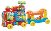 Vtechandreg Sit-to-stand Ultimate Alphabet Train Walker Learning Toys Fun Infant New