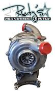 Rudyand039s Billet 66/70 Drop In Vgt Turbo For 2015-2016 Ford 6.7l Powerstroke Diesel