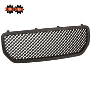 For 2005-2007 Dodge Magnum Black Mesh Honeycomb Front Grille Grill Abs Plastic