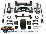 Fabtech K2116 6 Basic Sys W/per. Front Stock C/o Spacer For 2004-08 Ford F-150
