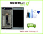 Vitre Tactile + Ecran Lcd +chassis Pour Sony Xa2 H3113 H3123 H4113 Silver Outils