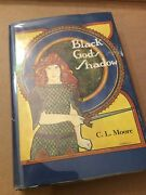 Black Gods Shadow By C. L. Moore Illustrated By Alicia Austin - Signed By Both
