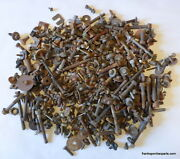 1959-92 Oem Gm Body And Engine Bolts Hardware Mix Pontiac Buick Olds Chevy 25 Lb