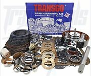 C6 Raybestos Red Performance Deluxe Transmission Rebuild 4wd Filter 1976-96