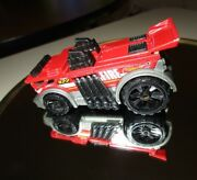 2014, 164, Mattel Hot Wheels Red Fire Engine 822 Backdrafter, Loose, Euc