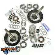 Alloy 360005 High Strength Ring And Pinion Kit Dana 44/44 For 2007-2018 Jeep Jk