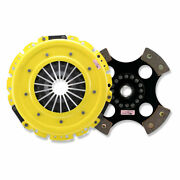 Act Hd/race Rigid 4 Pad Clutch Kit Plate Disc For 1983-84 Ford Ranger