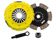 Act Fm2-spr6 Advanced Clutch Sport/race Rigid 6 Pad For 2005-10 Ford Mustang Gt