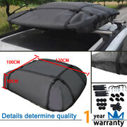 Abs Base Waterproof With Protective Universal Mat Cargo Roof Top Car/van/suv