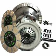 Valair Street Dual Disc Clutch Nmu60dds For 2003-2010 Ford 6.0l 6.4l Powerstroke
