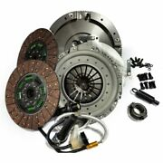 Valair Quiet Street Dual Disc Clutch For 05-18 Dodge 5.9 6.7 Cummins Diesel G56