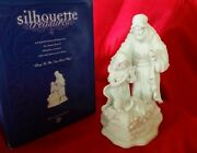 Dept 56 Inspirational Silhouettes Glory To The Newborn King Nativity 78651