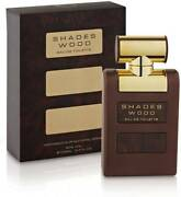 Original Armaf Shades Wood Edt Perfume For Men With Free Shipping-100 Ml.