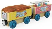 Thomas Friends Wooden Wood Candy Train Cars Set For Track Railway Kids Toy New